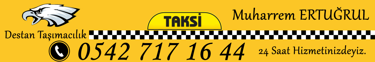 Onikişubat Taksi Kahramanmaraş Taksi 0542 717 16 44 Maraş taxi